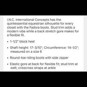 international concepts  leather riding boots 11